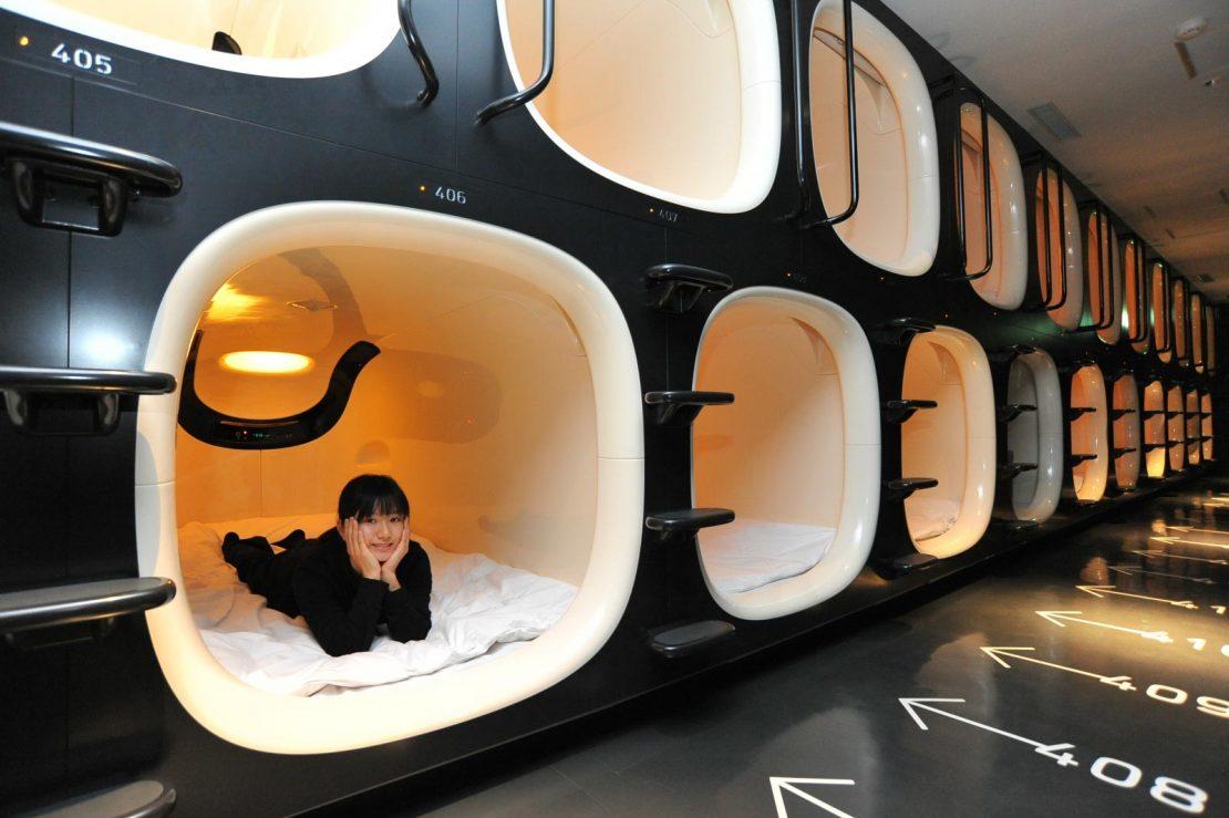 Les hôtels les moins cher du Japon